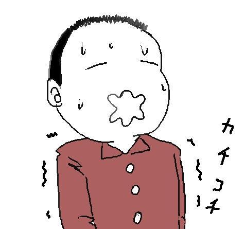 寝たきり老人さんの身体に起きていること ⑥ 筋緊張の亢進1